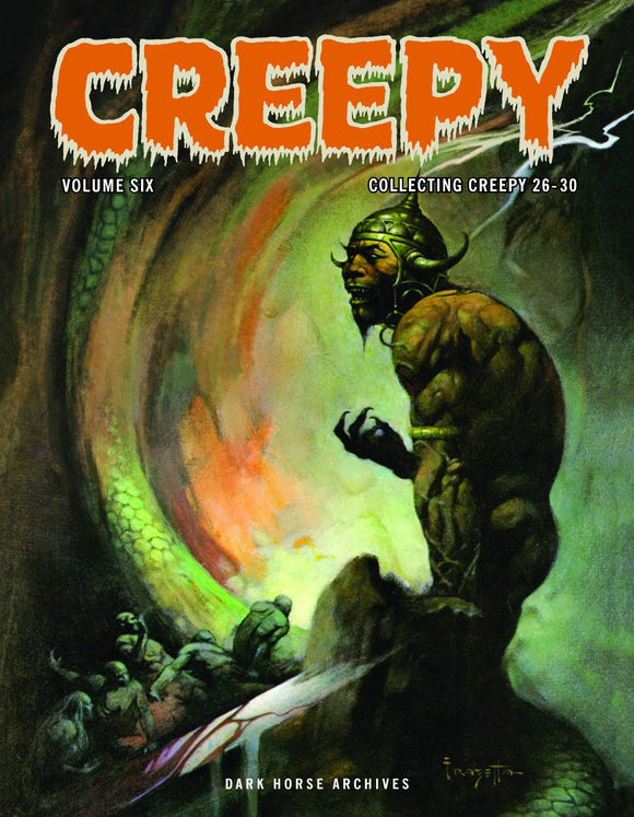 CREEPY ARCHIVES HC VOL 06