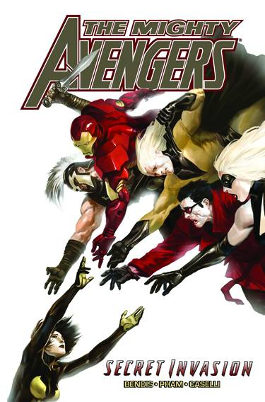 MIGHTY AVENGERS HC SECRET INVASION
