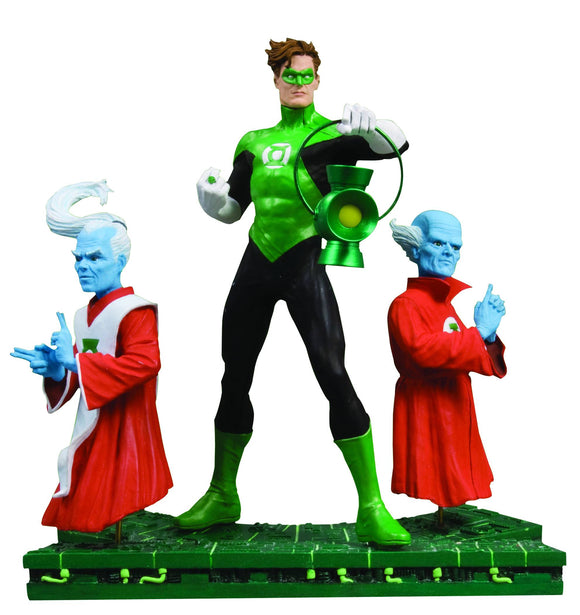 GREEN LANTERN LEGACIES STATUE PART 1 HAL JORDAN