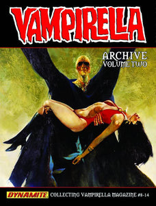 VAMPIRELLA ARCHIVES HC VOL 02