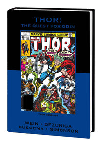 THOR QUEST FOR ODIN PREM HC DM VAR ED 60