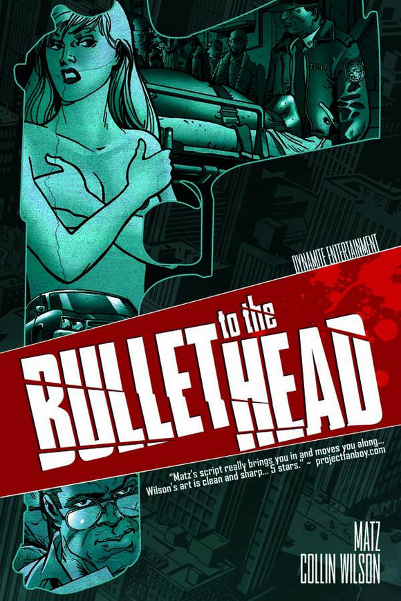 BULLET TO THE HEAD TP