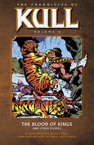 CHRONICLES OF KULL TP VOL 04 BLOOD OF KINGS OTHER STORIES
