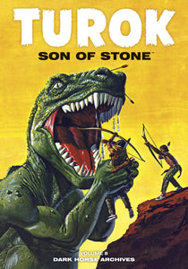TUROK SON OF STONE ARCHIVES HC VOL 08