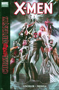 X-MEN CURSE OF MUTANTS PREM HC
