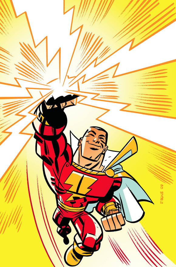 BILLY BATSON MAGIC SHAZAM MR MIND OVER MATTER TP