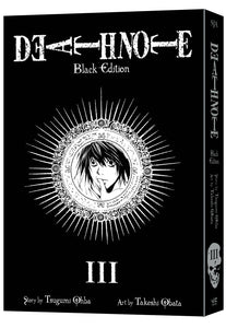 DEATH NOTE BLACK ED TP VOL 03 (OF 6)