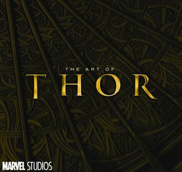THOR ART OF THOR MOVIE HC