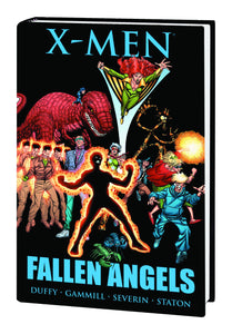 X-MEN FALLEN ANGELS PREM HC