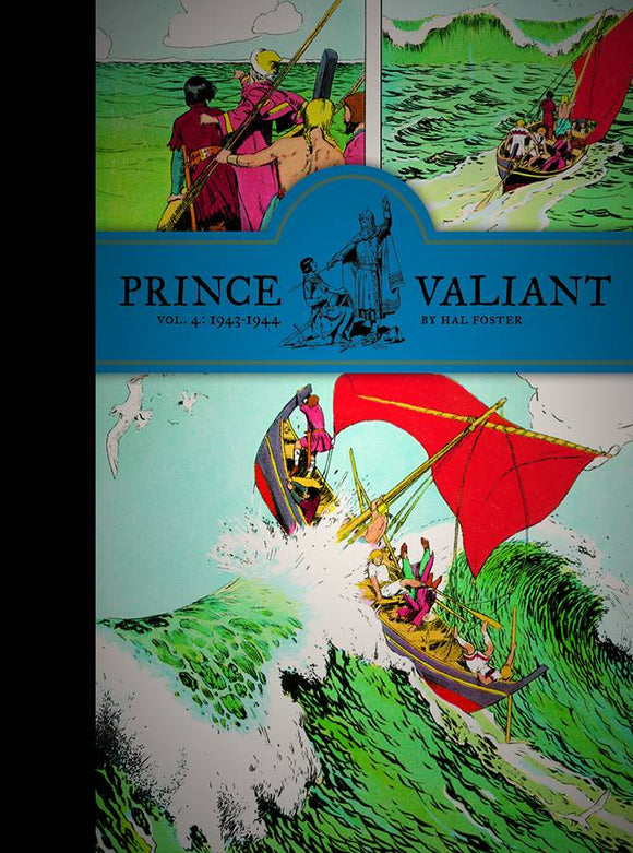 PRINCE VALIANT HC VOL 04 1943-1944