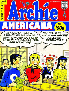 ARCHIE AMERICANA HC VOL 02 BEST OF THE 50S (IDW)