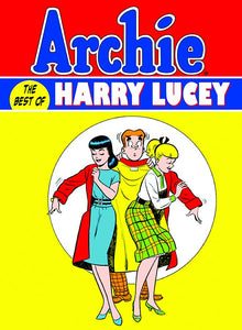 ARCHIE BEST OF HARRY LUCEY HC VOL 01