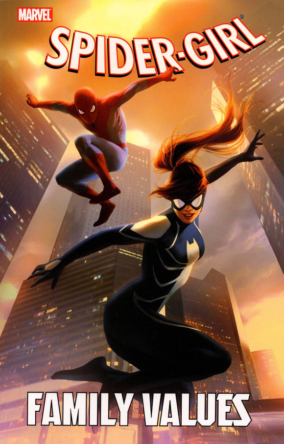 SPIDER-GIRL TP FAMILY VALUES