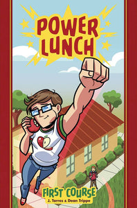 POWER LUNCH HC VOL 01