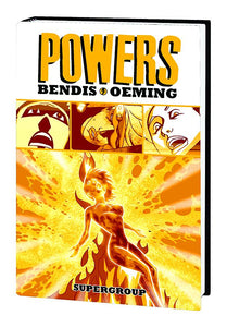 POWERS PREM HC VOL 04 SUPERGROUP