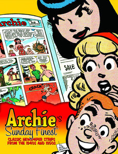 ARCHIE SUNDAYS FINEST HC