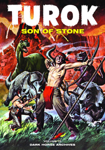 TUROK SON OF STONE ARCHIVES HC VOL 10