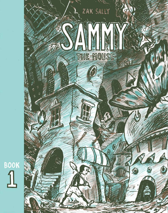 SAMMY THE MOUSE TP VOL 01