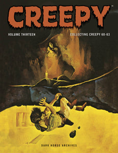 CREEPY ARCHIVES HC VOL 13