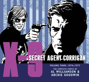 X-9 SECRET AGENT CORRIGAN HC VOL 04