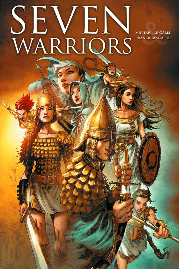 7 WARRIORS TP
