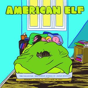 AMERICAN ELF TP VOL 04 SKETCHBOOK DIARIES KOCHALKA