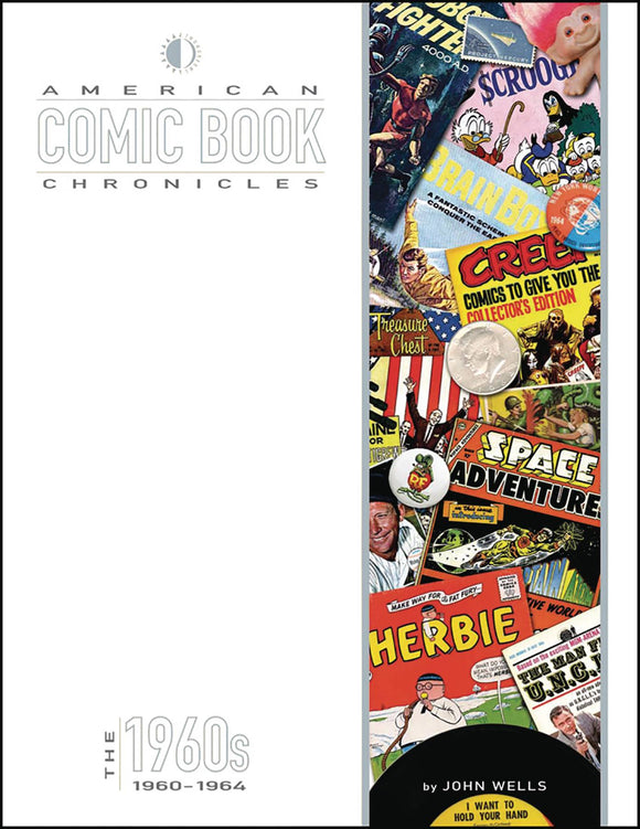 AMERICAN COMIC BOOK CHRONICLES HC 1960-1964
