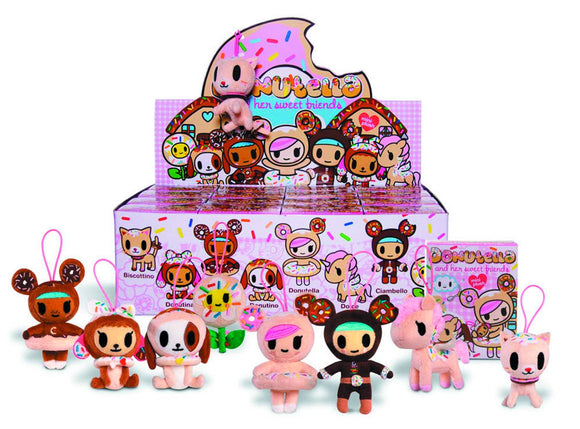 TOKIDOKI DONUTELLA MINI PLUSH BMB