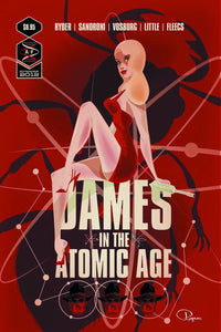 DAMES IN THE ATOMIC AGE GN VOL 01