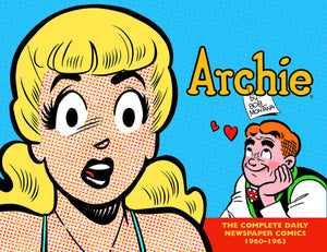 ARCHIE COMPLETE DAILY NEWSPAPER COMICS HC VOL 02