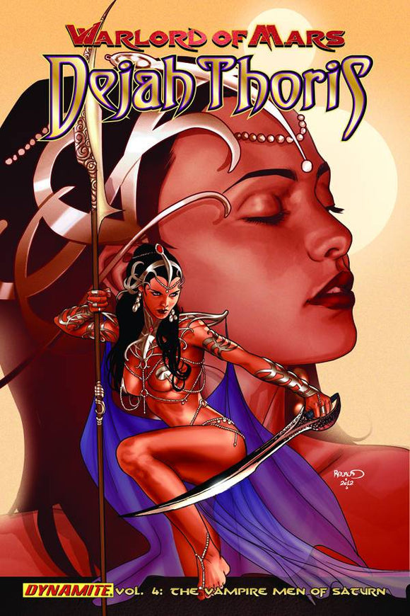 WARLORD OF MARS DEJAH THORIS TP VOL 04