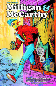 BEST OF MILLIGAN & MCCARTHY HC