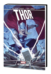 THOR SEASON ONE PREM HC