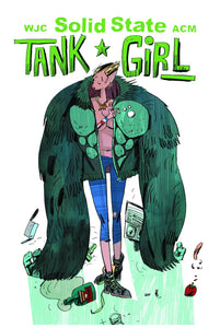 SOLID STATE TANK GIRL HC
