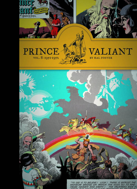 PRINCE VALIANT HC VOL 08 1951-1952