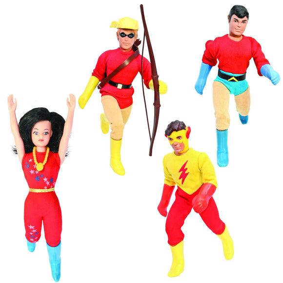 DC TEEN TITANS RETRO 8-IN AF SERIES 1 KID FLASH