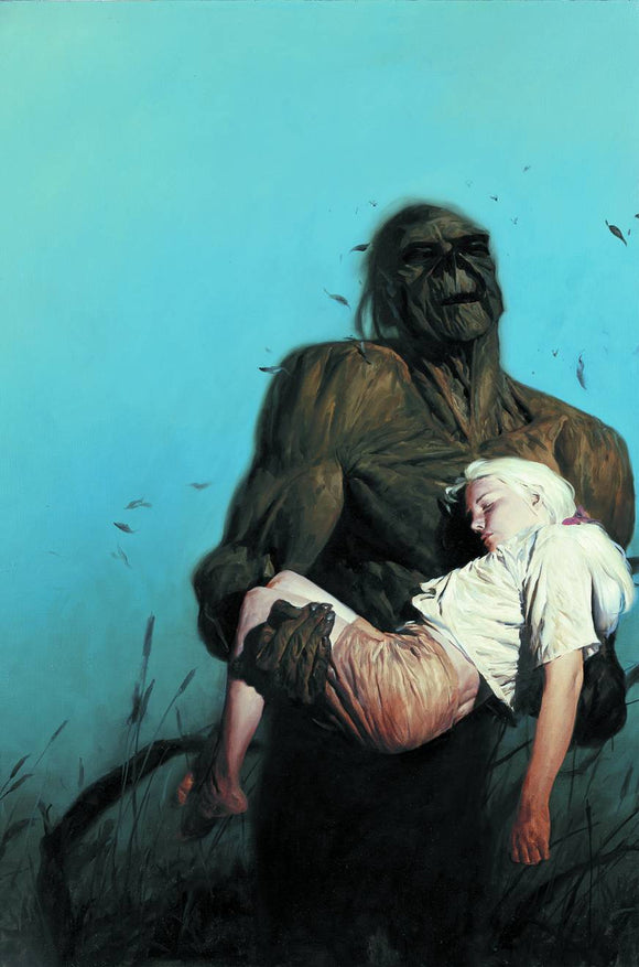 SWAMP THING BY BRIAN K VAUGHAN TP VOL 01