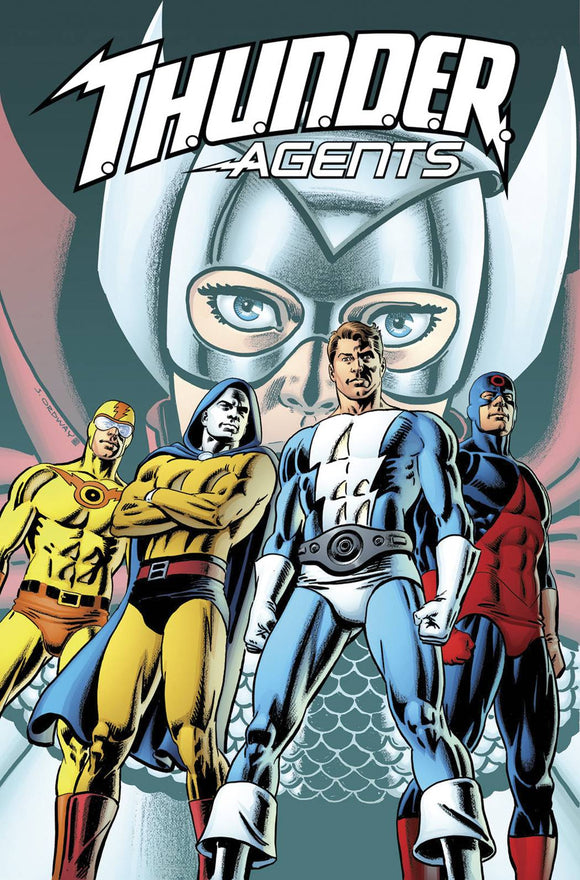THUNDER AGENTS ONGOING TP VOL 01