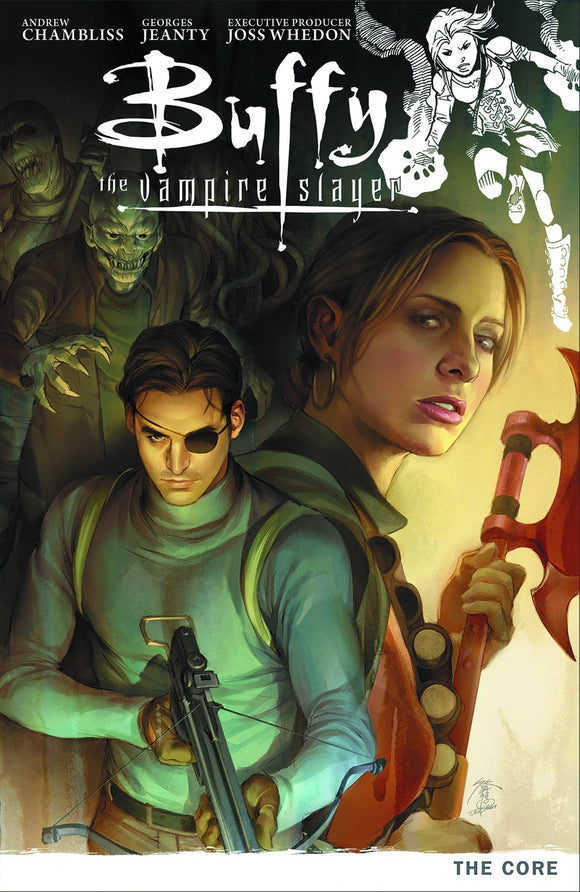 BUFFY THE VAMPIRE SLAYER SEASON 9 TP VOL 05 THE CORE