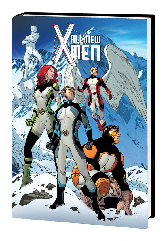 ALL NEW X-MEN PREM HC VOL 04 ALL DIFFERENT