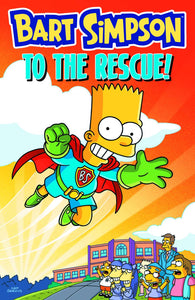 BART SIMPSON TO THE RESCUE GN