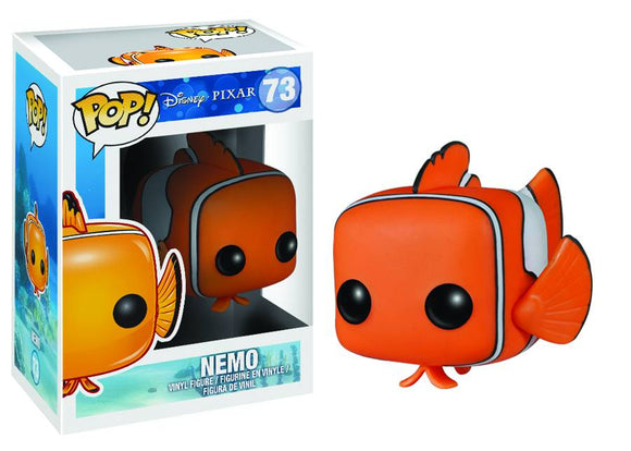 POP DISNEY 73 FINDING NEMO NEMO VINYL FIG