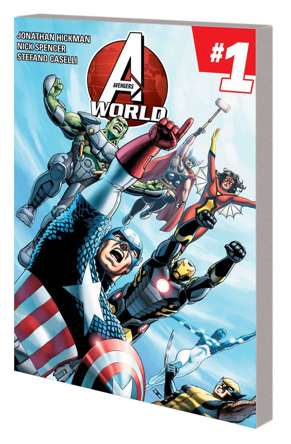 AVENGERS WORLD TP VOL 01 AIMPIRE