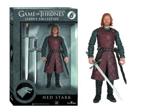 GAME OF THRONES LEGACY COLL 06 NED STARK ACTION FIGURE