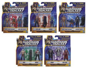 GUARDIANS O/T GALAXY AF 2-PACK DRAX & KORATH