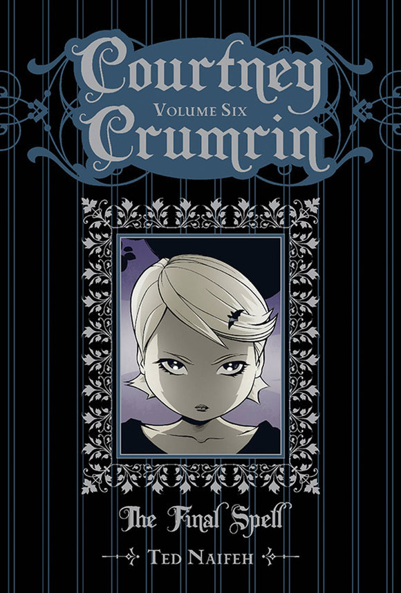 COURTNEY CRUMRIN SPEC ED HC VOL 06
