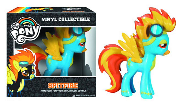 MY LITTLE PONY SPITFIRE VINYL FIG