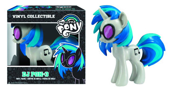 MY LITTLE PONY DJ PON-3 VINYL FIG