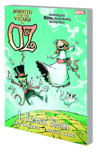 OZ DOROTHY AND WIZARD IN OZ TP