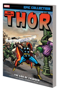 THOR EPIC COLLECTION TP GOD OF THUNDER